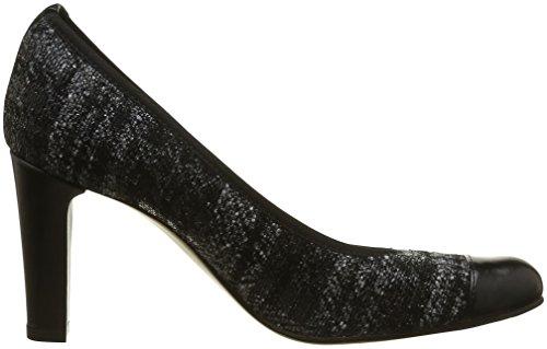 ELIZABETH STUART Clarias 507, Escarpins Femme Noir (Noir/Noir)