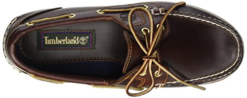 Timberland AMHEARST 2 EYE 72332, Mocassins femme Brun (Brown (Rootbeer Smooth))