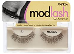 ANDREA Strip Lashes - Style 52 - Black AA-25510