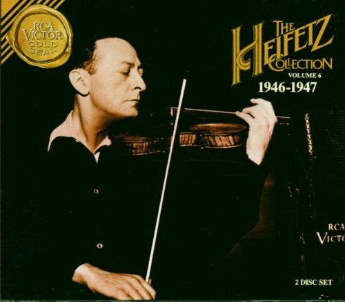 Récital Heifetz ( coll. The Heifetz collection ) [Import anglais]