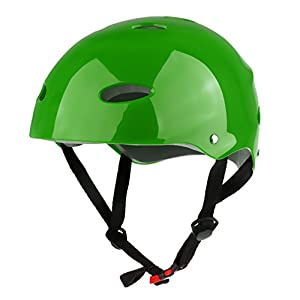 418iU5KzJmL. SS300  - IPOTCH Water Sports Safety Helmet - Ultralight, Adjustable, Portable - CE Certified - Choice of Color & Size