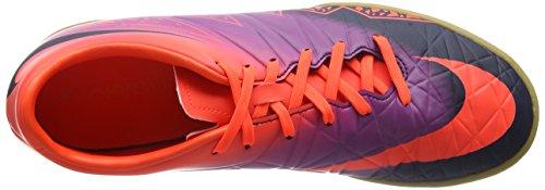 Nike 749898-845, Scarpe da Atletica Uomo Multicolore (Total Crimson/Obsidian-Vivid Purple)