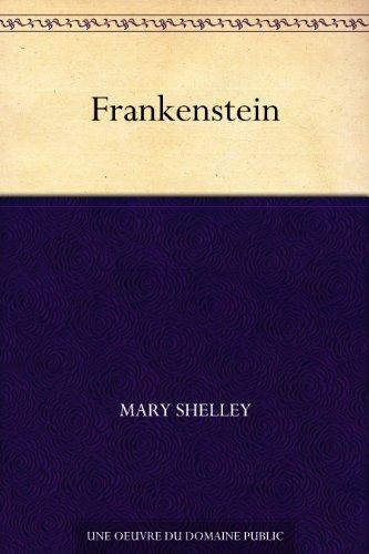 Couverture du livre Frankenstein