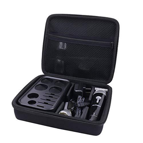 Khanka Tasche für SUPRENT Multi Grooming Kit Beard Trimmer, Body Groomer, Hair Trimmer, Nose Trimmer Case Schutz-Hülle Etui Tragetasche.