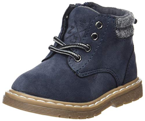 Zippy Botas, Bottines bébé Garçon, Bleu (Dress Blue 19-4024 TC), 20 EU