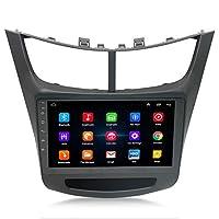 Car Navigation, Autoradio 9'' Android Car Radio GPS Navigation Multimedia Player For Chevrolet New Sail 2015-2018 Stereo Auto Car Dash Kit 2Din