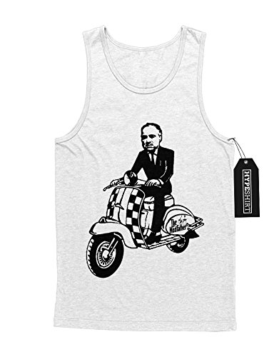 Tank-Top Vespa Godfather H123455 Weiß