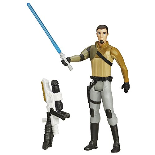 Kanan Jarrus with Build a Weapon Part - Star Wars Rebels /The Force Awakens Collection von Hasbro / Disney