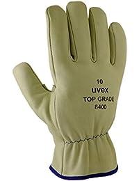 Rindvollleder Schutzhandschuh Uvex TOP GRADE 8400 9