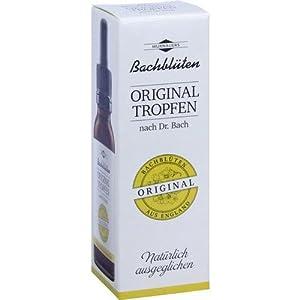 Murnauers Bachblüten Original Tropfen nach Dr. Bach, 20 ml