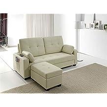 Amazon.es: Sofa Cama Polipiel