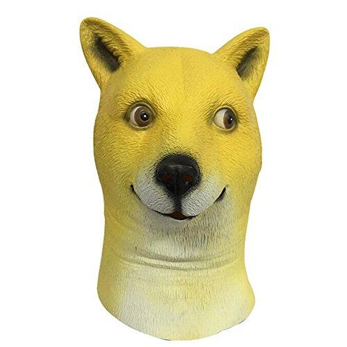kismltao-gomma-da-cancellare-giallo-testa-di-cane-maschera-over-head-animale-da-fattoria-fancy-dress
