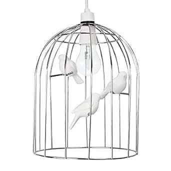 superbe d coration en forme de cage oiseaux avec lampe lustre en c ramique d coration oiseaux. Black Bedroom Furniture Sets. Home Design Ideas