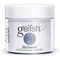 Harmony Gelish - Acrylic Dip Powder - Clear as Day - 23g / 0.8oz