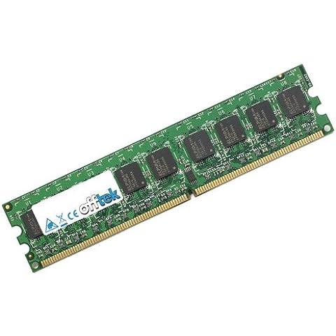 Memoria RAM de 512MB para Asus M2V-TVM (DDR2-5300 - ECC) - Memoria para la placa base