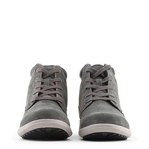 Lumberjack Herren Winter Houston Combat Boots Dark Grey