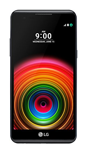 LG X Power K220 - Smartphone Libre Android (5.3', 13 MP, 2 GB RAM, 16 GB), Color Negro