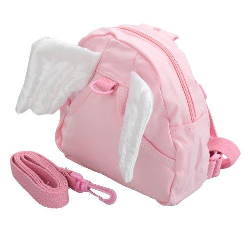 jellbaby Engel Flügel Baby Antiverlust Paket/Schritt/Kleine Tasche/Kind mit kleiner Rucksack (Engel Flügel Für Baby)