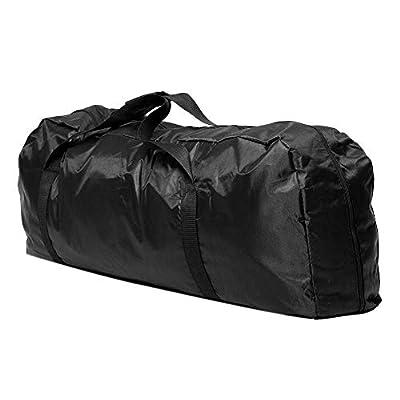 smileyshy Tragbare Rollertasche Kickscooter Wasserdichter Tragerucksack Handtasche Oxford-Stoff-Transporttasche