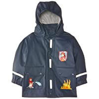 Playshoes Fireman Waterproof Boy