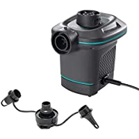 Intex 66640 - Bomba eléctrica invertible con boquillas 220-240V