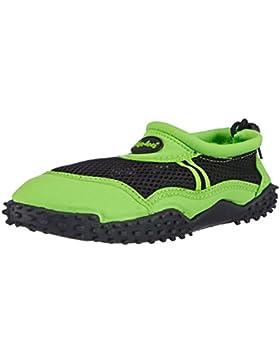 Playshoes Badeschuhe, Surfschuhe Damen Aqua Schuhe