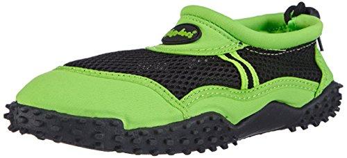 Playshoes Badeschuhe, Aquaschuhe, Surfschuhe für Damen, Chaussures de sport aquatiques femme Vert - Grün (grün 29)