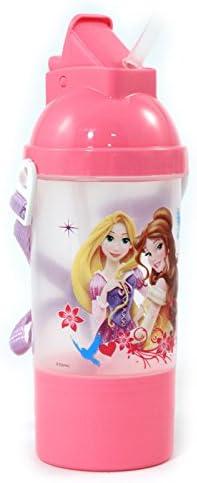 Disney Rock N SIP N Snack mensa mensa mensa bottiglia d' acqua per bambini rosa (principessa) B00P8AEDBY Parent   Negozio famoso    Funzione speciale  67fa1b