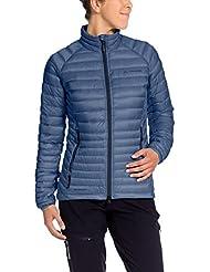 VAUDE Kabru Chaqueta Light Jacket II, otoño/invierno, mujer, color morado, tamaño M