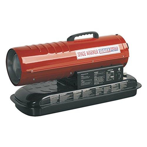 Sealey AB458 Space Warmer� Paraffin/Kerosene/Diesel Heater 45,000Btu/hr without Wheels