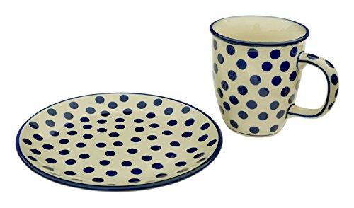 bunzlauer-keramik-manu-faktura-k-081-maglietta-da-131-61-x-bicchiere-set-mars-con-piattini-da-desser