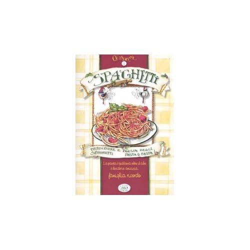 Quaderno Degli Spaghetti