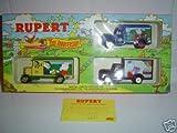 Lledo Rupert the Bear 75th Anniversary Special Edition Set