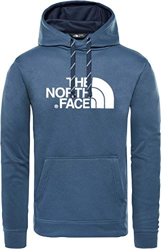 4845b1f6e6 The North Face Hoodie Sudadera con Capucha Surgent Halfdome, Hombre, Urban  Navy Heather, L
