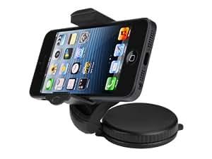 TaoTronics®TT-SH01 Mini Phone Gripper Handy-Halterung für iPhone 4/4S 5 HTC Samsung Galaxy S2 S3 S4 Note2