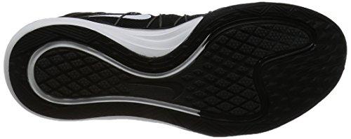 Nike Damen W Dual Fusion Tr Hit Mid Turnschuhe Nero (Black/White/Mtlc Dark Grey/Dark Grey)