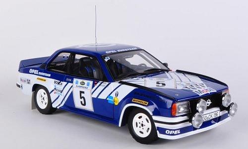 opel-ascona-400-no5-jkleint-gwanger-rally-acropolis-1981-modellauto-fertigmodell-sun-star-118