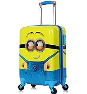 D Paradise Polycarbonate 21 Inches Hard Cabin Luggage  DPCBRY18_Yellow