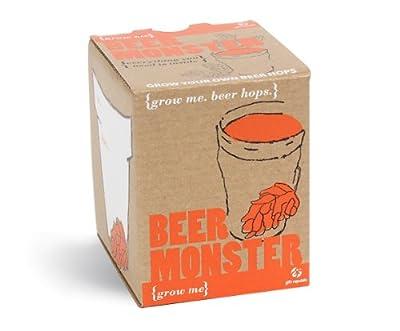 Grow Me Bier Monster - Hopfen Samen von Gift Republic bei Du und dein Garten