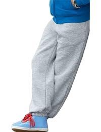 Fruit of the Loom Kinder Premium Elasticated Cuff Jog Pants Kids 64-025-0