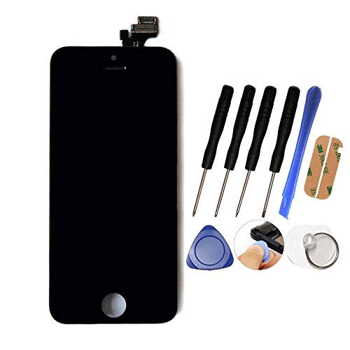 lcd-world-new-lcd-touch-screen-replacement-with-frame-black-for-iphone-5-display-touch-glass-digitiz