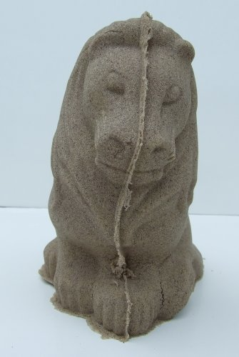 4 3-D Sandfiguren im Set (im Polybeutel)