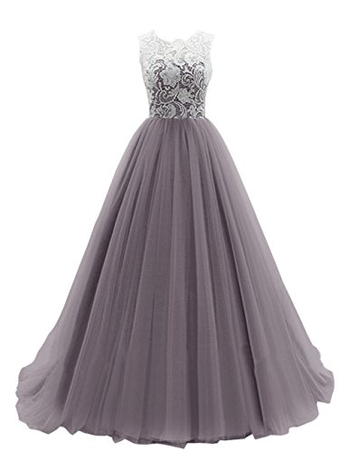 dresstells-womens-long-tulle-ball-gowns-wedding-dress-evening-formal-party-maxi-dress-grey-size-14
