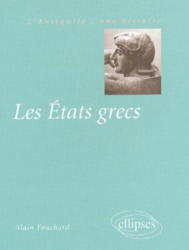 Les Etats grecs par Alain Fouchard