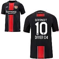 FanSport24 Jako Bayer 04 Leverkusen Fußball Home Trikot Heimtrikot 2018 2019 Herren Kinder mit Spieler Name