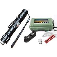 Indicateur Extérieur PPT Avec feu vert et Chargeur de Batterie Rechargeable 16850
