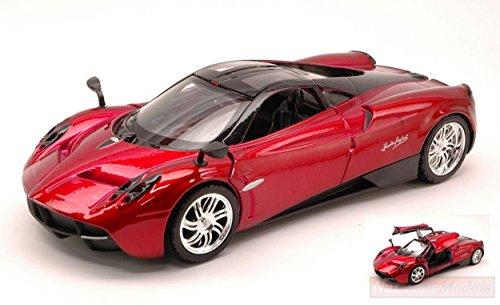 motormax-mtm79312rd-pagani-huayra-2012-red-metallic-124-modellino-die-cast