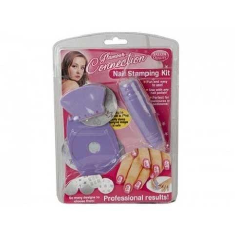 tempel Kit–Nailcare Nail Art BEAUTY Maniküre Zubehör (Salon Express Nail Kit)