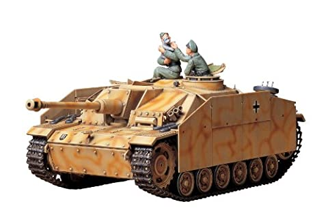 German Sturmgeschuetz III Ausf.G Early Version - 1:35 Scale Military - Tamiya