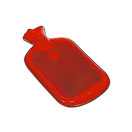 Gima 28601 Borsa dell'Acqua Calda, 2L, Rosso
